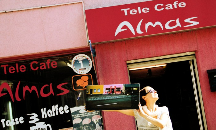 Tele Cafe Almas revisited