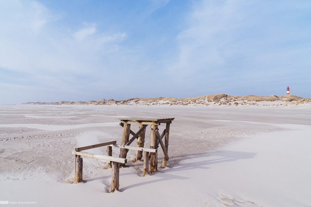 Amrum Impression 17 - Sugar Ray Banister
