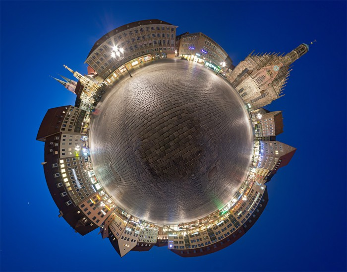 Little Planet Nürnberg - Marco Wenzel
