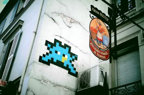 Paris Invasion - Invader 999